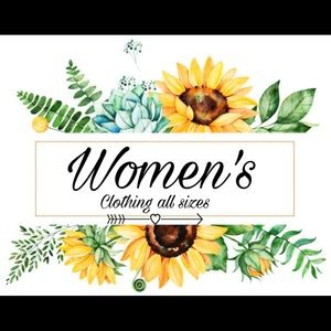 Women's Section of items below this post! ⬇️⬇️